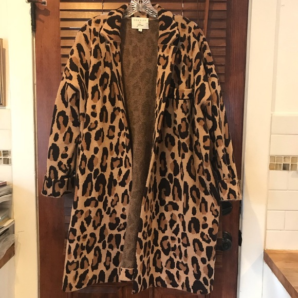 74d4ac6eb411 Demylee x J.Crew Sweater Blazer in Leopard Size L. J. Crew.  M_5bf0b14a951996164ef8ab6d. M_5bf0b14bde6f627bdb93c31a.  M_5bf0b14d9fe486a7b697051c